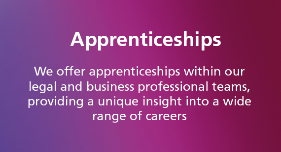 Apprenticeships page