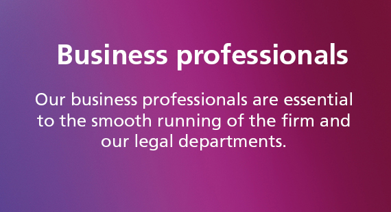 Business professionals page