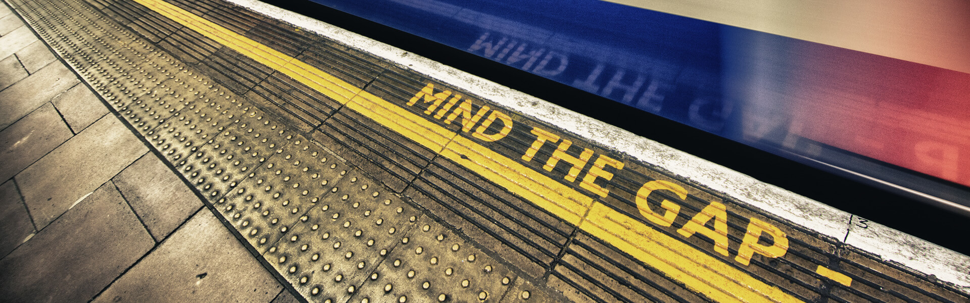 Mind the gap