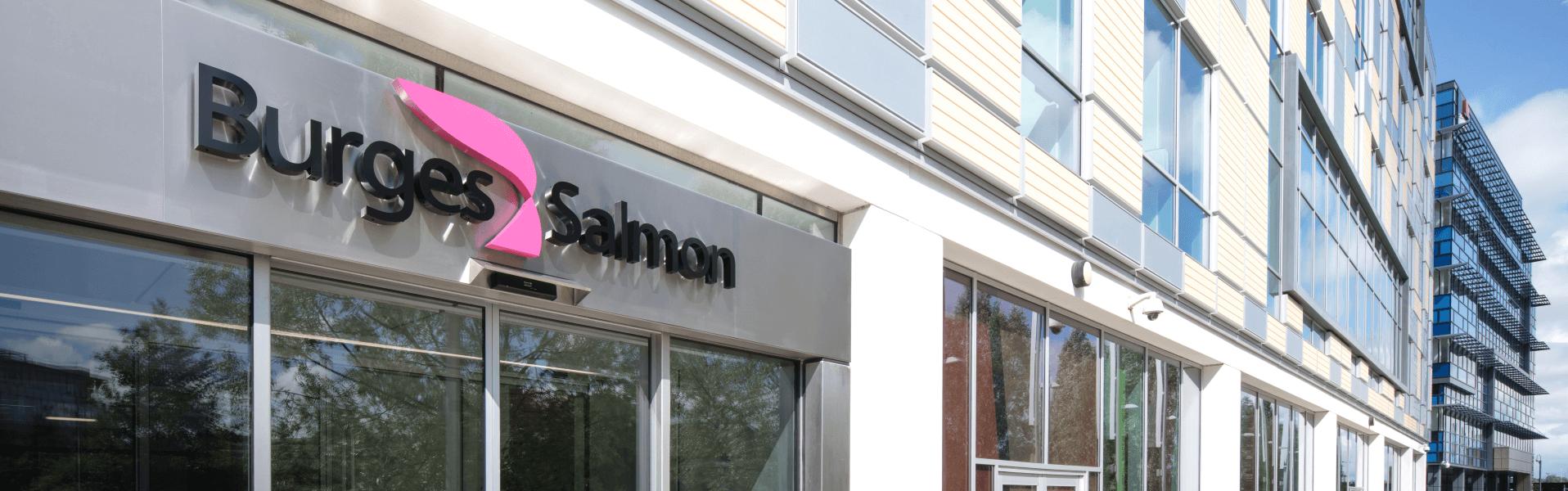 Burges Salmon Bristol office exterior