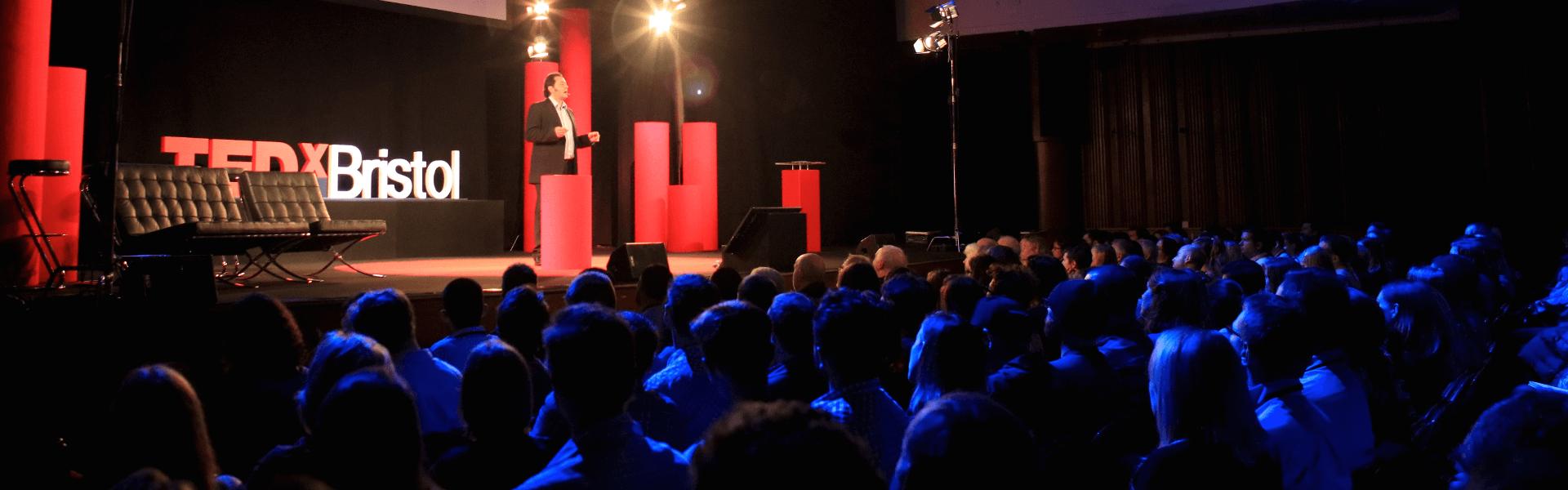 TEDx Bristol talk