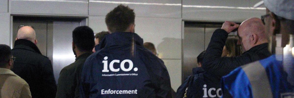 ICO enforcement