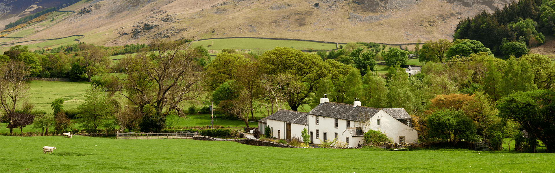 Farmhouse Lake District