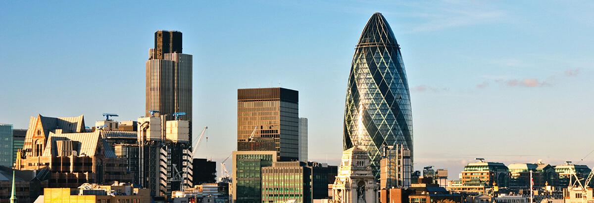 Financial Services District London